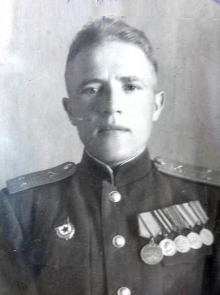 В.И. Климов. Февраль, 1950 год.