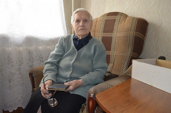 Антонина Васильевна Антонов