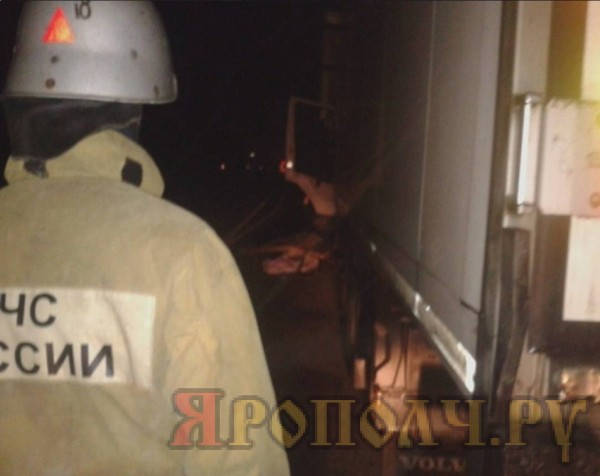 Фото пресс-службы МЧС по Владимирской области