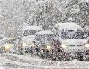 На регион надвигаются сильный ветер и снегопад