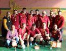 Районный футбольный чемпионат завершен