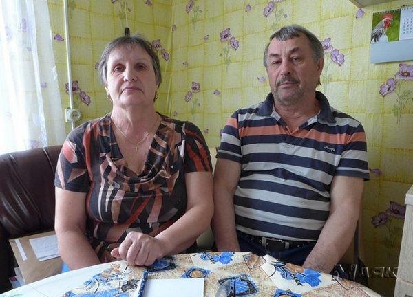Супруги Догадины