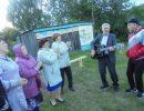 Быкасово,Гороховецкий район,день деревни,8 июля 2017 года
