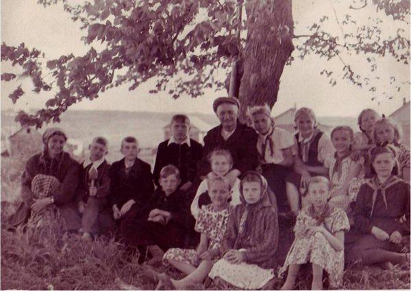 Вязниковский район,Мстёра,сад юннатов,мичуринский сад,Иван Алексеевич Альбицкий