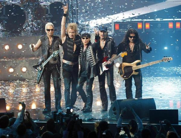 Scorpions,Скорпионс,рок-группа,