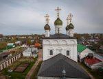 Гороховец,Сретенский монастырь,