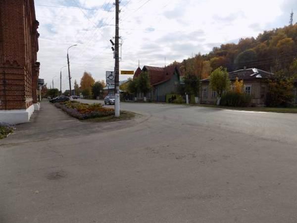 Гороховец,улица Ленина