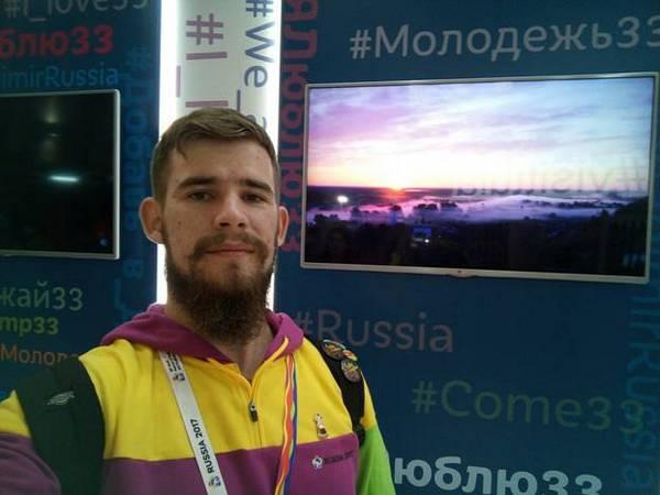Максим Богданов,Гороховец,