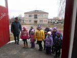 пожарная часть Никологоры,день открытых дверей,пожарно-спасательная часть № 34 3 ОФПС по Владимирской области,