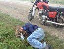 мотоцикл,деревенский мотоцикл,пьяный,
