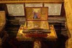 святыня,ковчег с частью Пояса Пресвятой Богородицы,