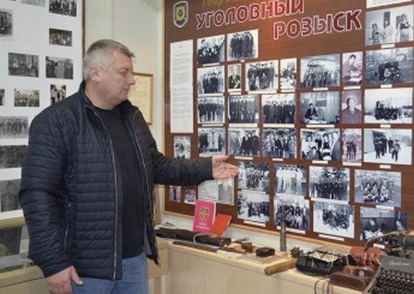 Пайков Андрей Васильевич,Вязники,УГРО,уголовный розыск,