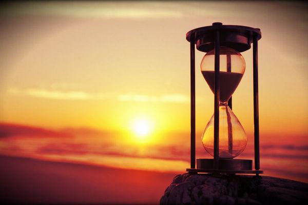 песочные часы,продолжительность жизни,