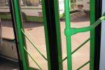 двери автобуса,