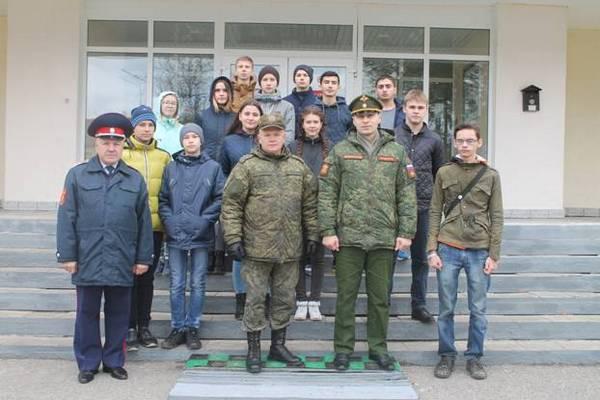 осенний призыв в армию,юнармаия,Гороховецкий район,призывная компания,