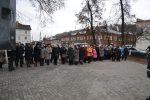 торжественное открытие сквера, 10 ноября 2017 года,10.11.2017 года,Гороховец,сквер имени Патоличева,