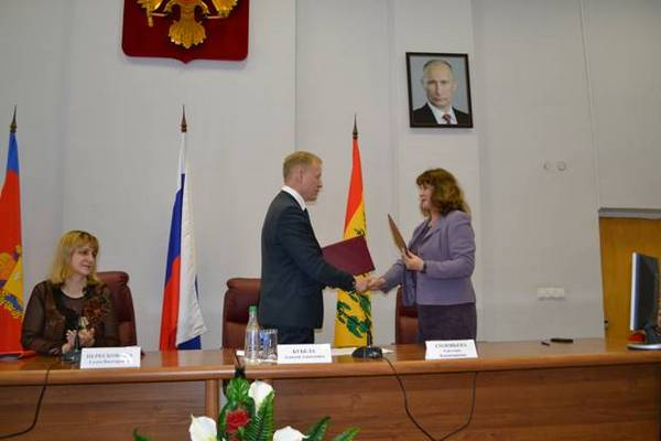 Гороховец,встреча председателя комитета по туризму администрации области