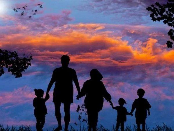 отпуск,многодетные семьи,