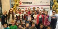 Вязниковская «Империя» вышла в финал Чемпионата России по народным танцам