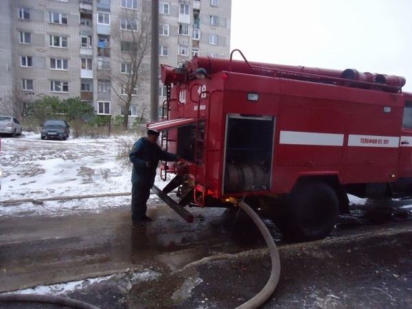 Вязники,улица Металлистов 14,Текмаш,пожар,сгорела квартира,погиб на пожаре 2 ноября 2017 года,