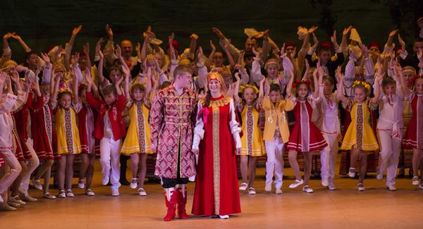 вязниковская танцевальная студия русский сувенир,Вязники,