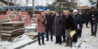 Губернатор проверила подготовку к юбилею города