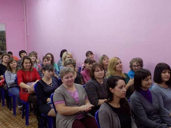 родительское собрание,Гороховец,ноябрь 2017 года,ЦДТ «Росинка»