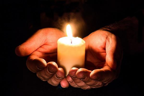 молитва,свеча,