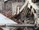 обвал заброшенного здания,погиб ребенок,