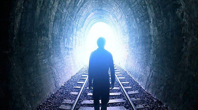 свет в конце тоннеля,