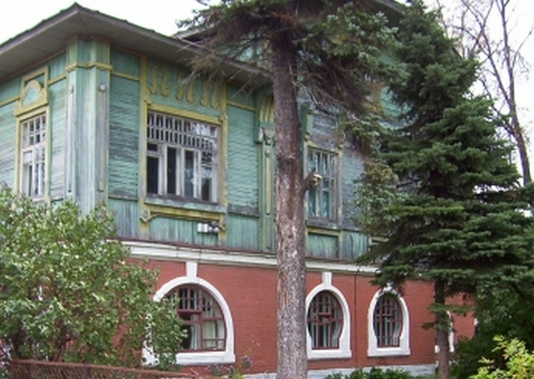 первая детская больница,Вязники,улица Больничная,здание Крутышева,