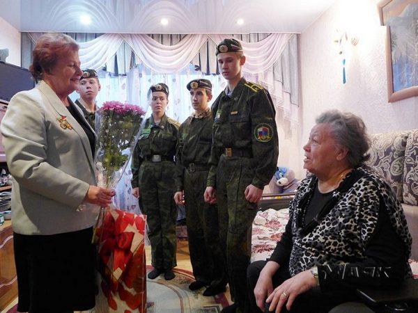 Коткова Фаина Васильевна,ВПК Отвага,Вязники,Герой Социалистического труда,