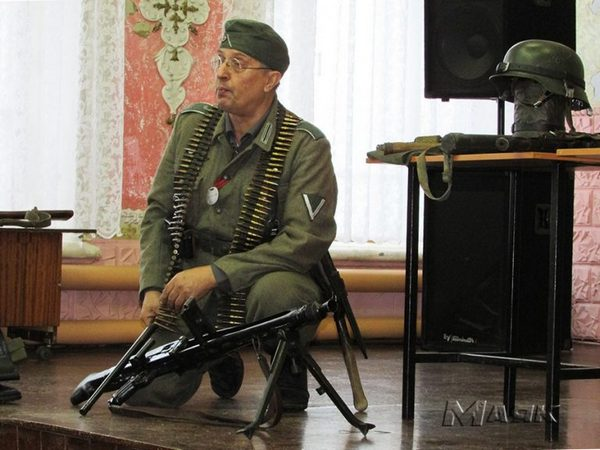 Вязники,Новик,реконструктор,Баукин Андрей,