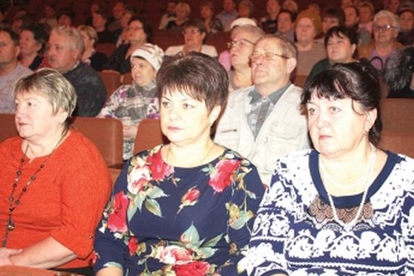 совещание старост,уличкомов, домкомов,Вязники,ГЦКиО Спутник,Вязниковский район,