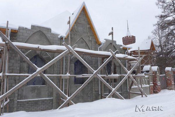 Вязники,улица Киселева,реставрация,усадьба Сенькова,