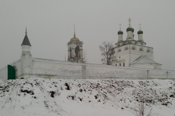 Мстёра,Мстера,Вязниковский район,Владимирская область,Богоявленский собор,