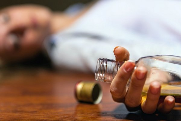 Алкогольная статистика в регионе за прошедший год