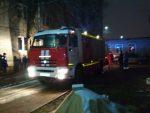 пожар Ковров,улица Восточная,угорели в квартире,1 января 2018 года,