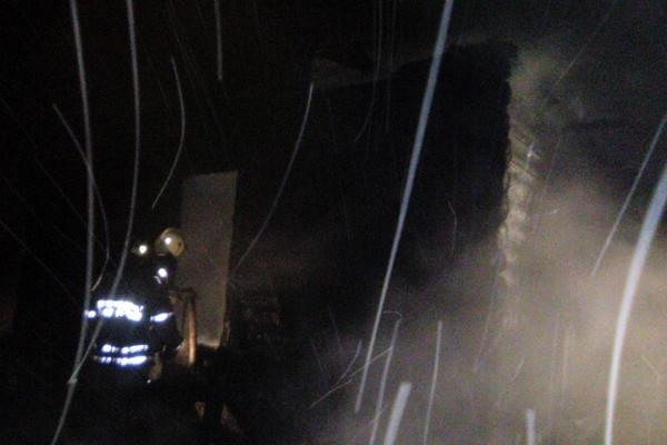 пожар,село Кишлеево,Собинский район,Владимирская область,5 января 2017 года,на пожаре погибла женщина и 2-х летний ребёнок,