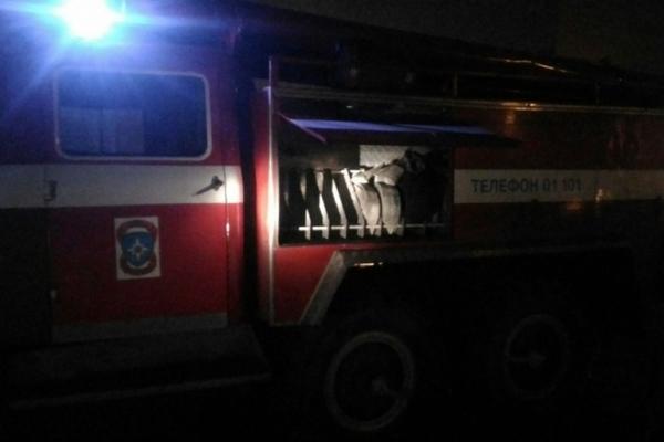 Киржач,Владимирская область,пожар,3 января 2018 года,улица Островского,сгорели автомобили,