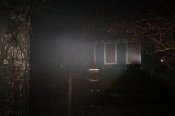 31 декабря 2017 года,пожар Собинский район,Ставрово,улица Кирова,сгорел заживо,погиб человек,