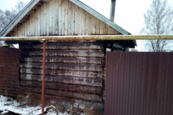 пожар в бане,поселок Лукново,Вязниковский район,улица пушкина,6 января 2017 года,