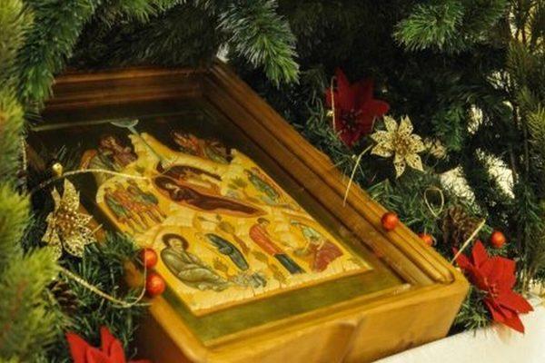 рождественский сочельник,6 января,