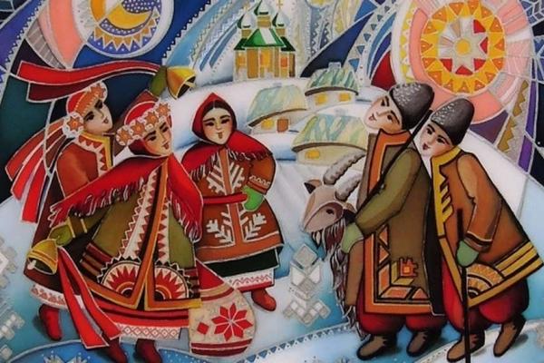 13 января,канун старого нового года,щедрый вечер,