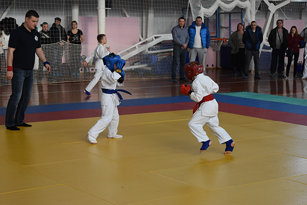В Вязниках прошёл межрегиональный турнир по рукопашному бою