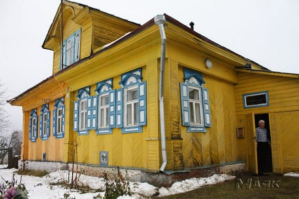 Беляков Александр Алексеевич,дом,Вязники,Налескино,
