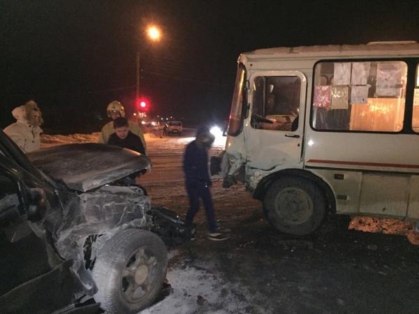 авария на трассе,М-7,Вязники,Владимирская область,300 километр,8 февраля 2018 года,