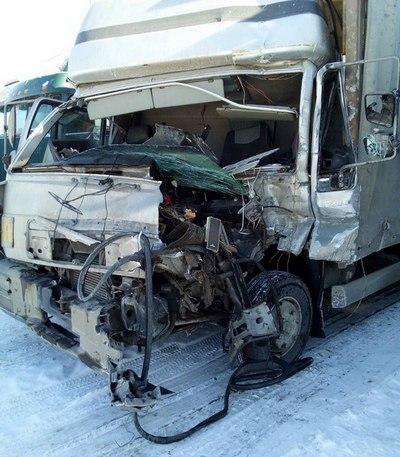 авария на 300 километра трассы М-7,Волга,Вязники,23 февраля 2018 года,
