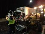 смертельная авария, 16 февраля 2018 года,М-7,трасса,Вязниковский район,поворот на Никологоры,