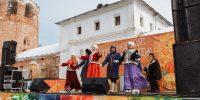 Широкая Масленица в Гороховце
